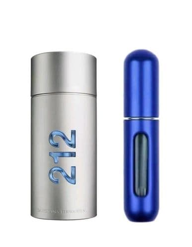 CAROLINA HERRERA 212 FOR MEN EDT 5ML SAMPLE