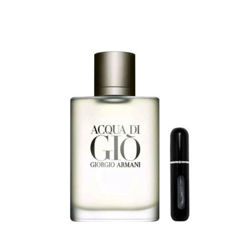 Giorgio Armani ACQUA DI GIO Men -  Eau De Toilette 5ml Sample Spray