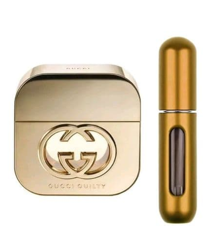 GUCCI GUILTY EAU DE TOILETTE  5ML SAMPLE