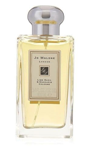 JO MALONE LIME BASIL AND MANDARIN PERFUME, 5 ML REFILLABLE ATOMISER FREE POSTAGE