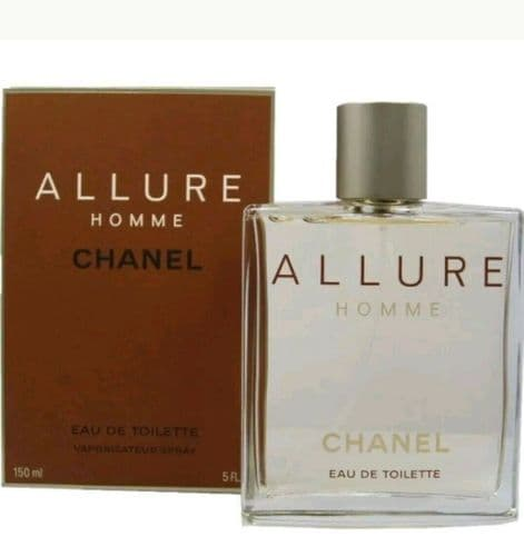 Special Offer CHANEL ALLURE Homme Eau De Toilette 5ml Travel Spray FREE P&P