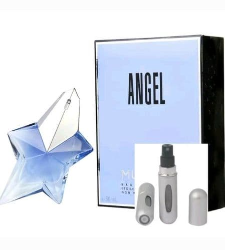 Thierry Mugler Angel women's Perfume Eau De Parfum EDP 5ml sample 100% GENUINE