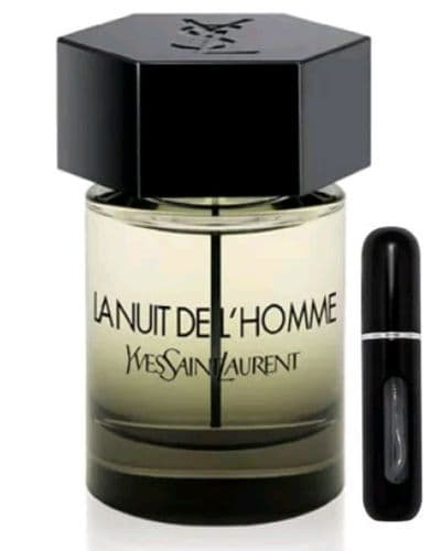 Yves Saint Laurent La Nuit De L'Homme EDT 5ml Sample