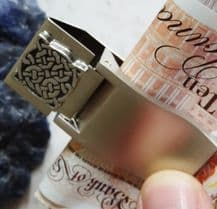 Money Clip for Notes
