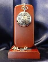 Wooden Pocket Watch Stand for the Journeyman Watch