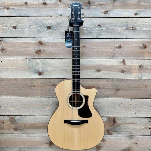Eastman AC122-1CE All Solid Spruce/Sapele
