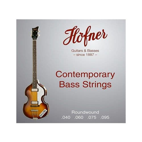 Hofner HCT Strings for Violin Bass HCT1133RB