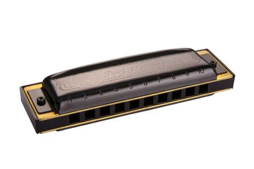 Hohner Pro Harp: Key of A