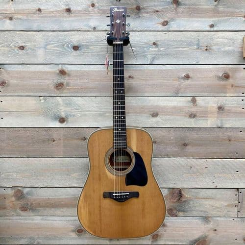 Ibanez Artwood Vintage AVD11-ANS Thermo Aged Top (Ex Demo)