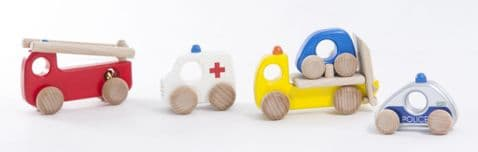 Bajo, Emergency Vehicle Set