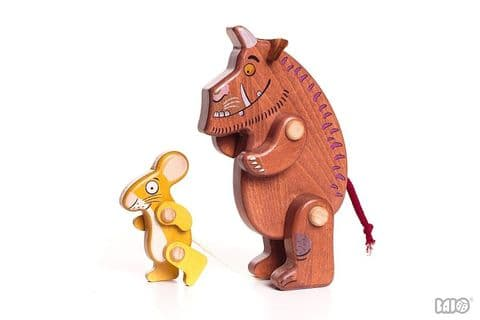Bajo, Gruffalo and Mouse Figurine