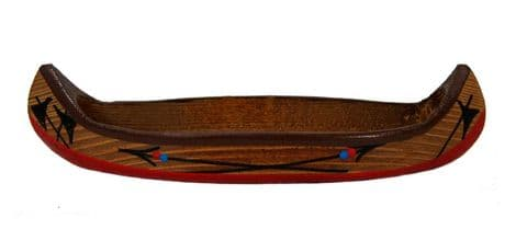 OGAS, Hand painted Canoe