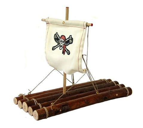 OGAS, Pirate Raft