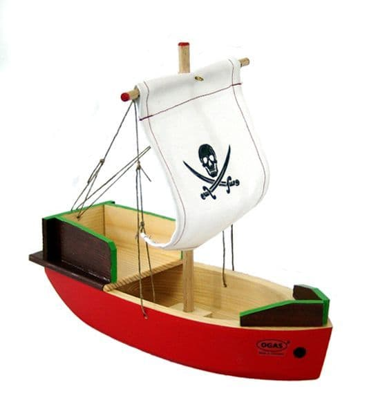 OGAS, Pirate Ship