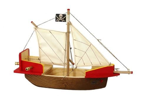 OGAS, Pirate Ship with Cannon