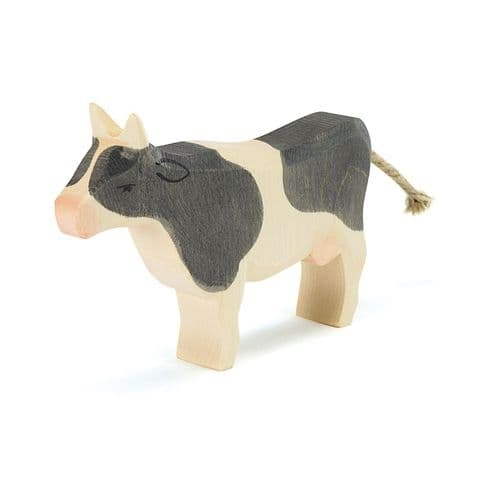 Ostheimer Black and White Cow, Standing