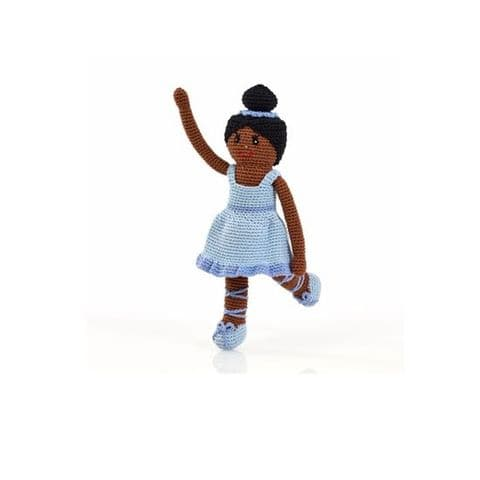 Pebble, Once Upon a Time Ballerina Blue
