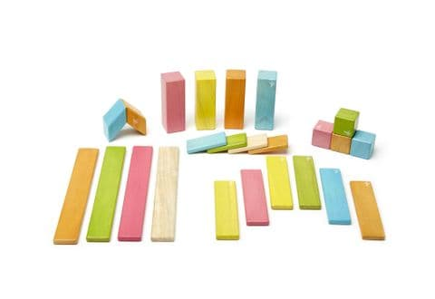 Tegu, 24 piece set,  Tints