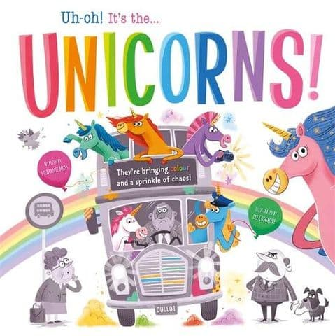 Uh-oh! It's the unicorns!