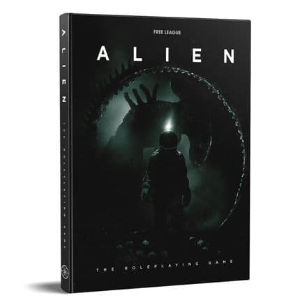 Alien: The Roleplaying Game Core Book