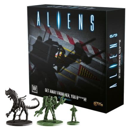 Aliens: Get Away From Her You B***h! Expansion Pack