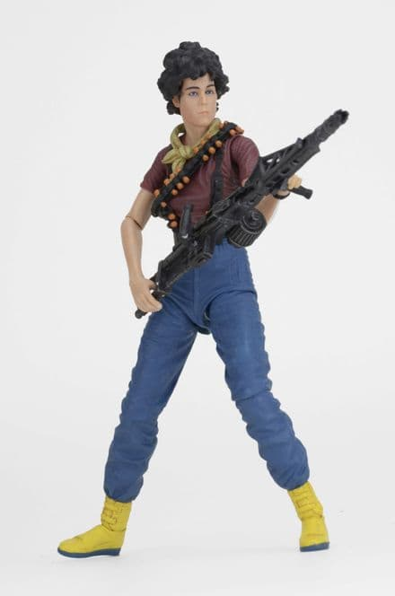 "Aliens Ripley Kenner Tribute 7"" Action Figure"