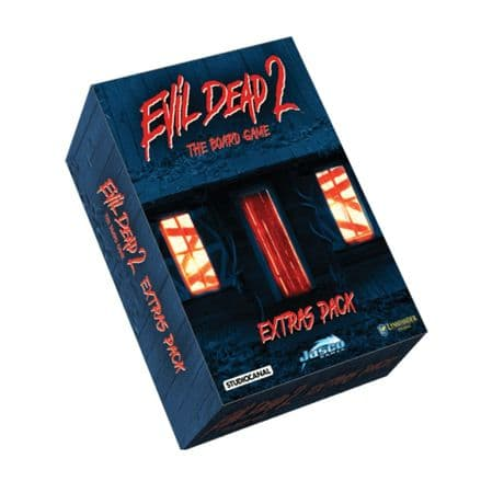 Evil Dead 2: The Board Game Extras Pack