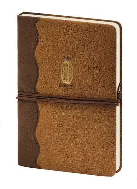 Fantastic Beasts Newt Scamanders Journal A5 Notebook