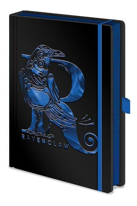Harry Potter Foil Ravenclaw A5 Notebook