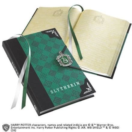 Harry Potter Premium Slytherin Journal