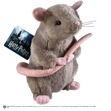 Harry Potter Scabbers Plush