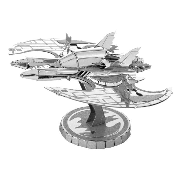 Metal Earth Batman Movie Batwing   Buy now at The G33Kery - UK Stock - Fast Delivery