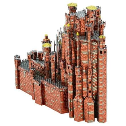 Metal Earth IconX Game of Thrones Red Keep Model Kit