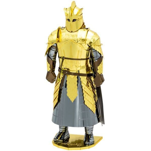 Metal Earth IconX Game of Thrones The Mountain Model Kit | Buy now at The G33Kery - UK Stock - Fast Delivery