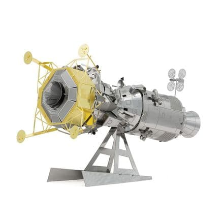 Metal Earth Model Kit - Apollo Command Service and Lunar Module