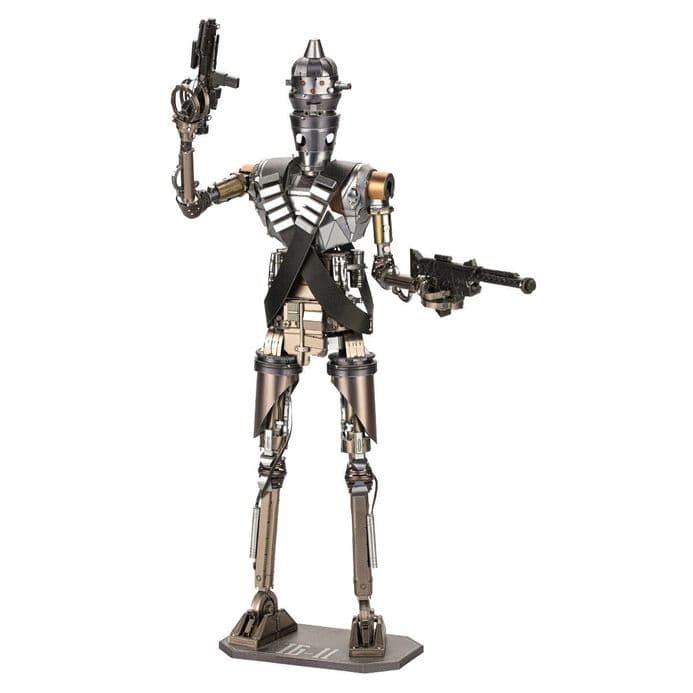 Metal Earth Premium Series IG-11 Model Kit | Buy now at The G33Kery - UK Stock - Fast Delivery