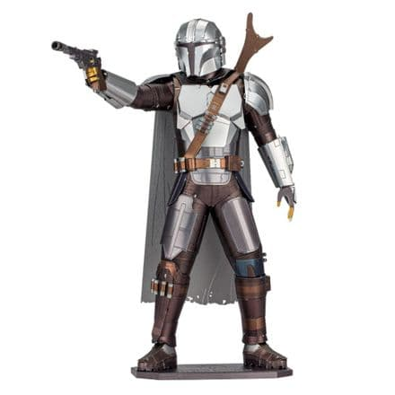 Metal Earth Premium Series The Mandalorian Model Kit