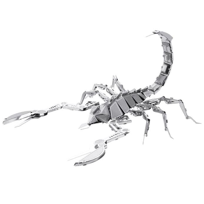 Metal Earth Scorpion Model Kit | Buy now at The G33Kery - UK Stock - Fast Delivery