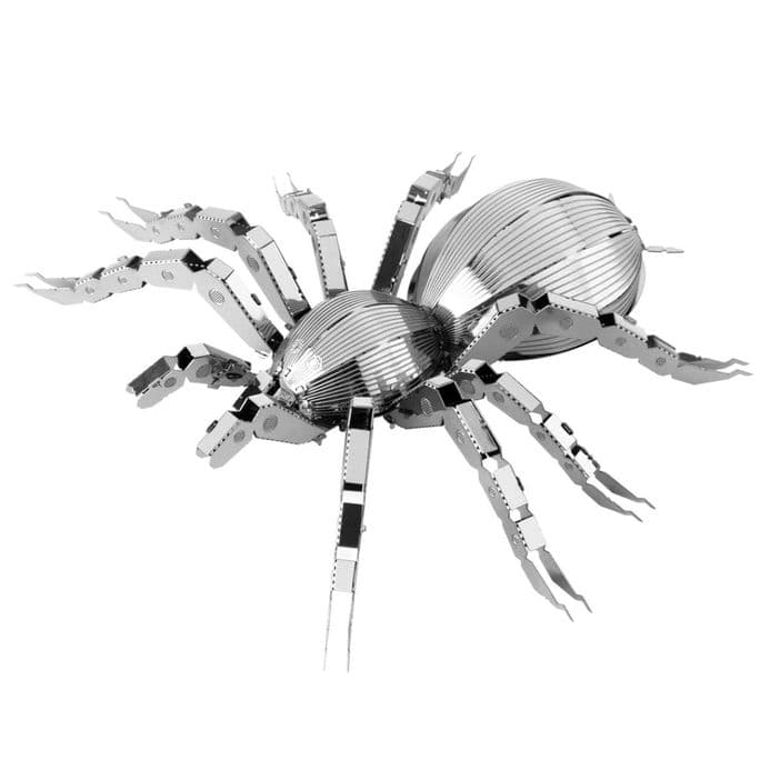 Metal Earth Tarantula Model Kit | Buy now at The G33Kery - UK Stock - Fast Delivery
