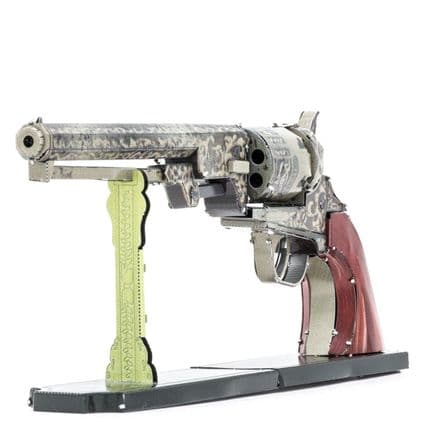 Metal Earth Wild West Revolver Model Kit
