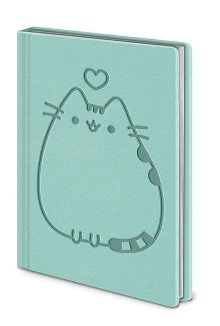 Pusheen Heart Premium A6 Hardback Notebook