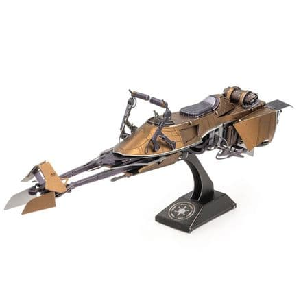 Star Wars Metal Earth Model Kit - Speeder Bike