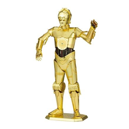Star Wars Metal Earth Premium Series C-3PO Model Kit