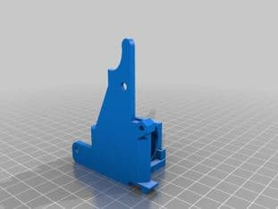 Prusa Head Quick Release Cowl