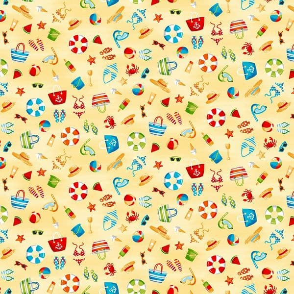 Icons Scatter Sand