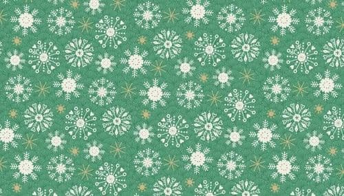 Merry Christmas Collection - Merry Snowflake