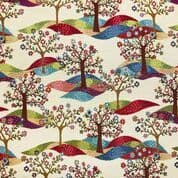New World Tapestry Fabric - Tree of Life