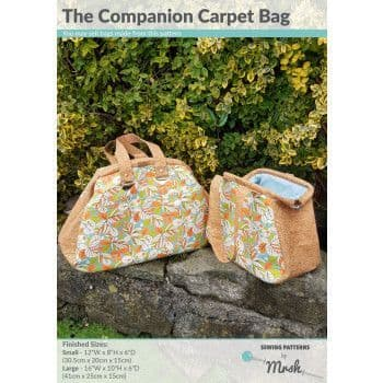 The Companion Carpet Bag - Mrs H