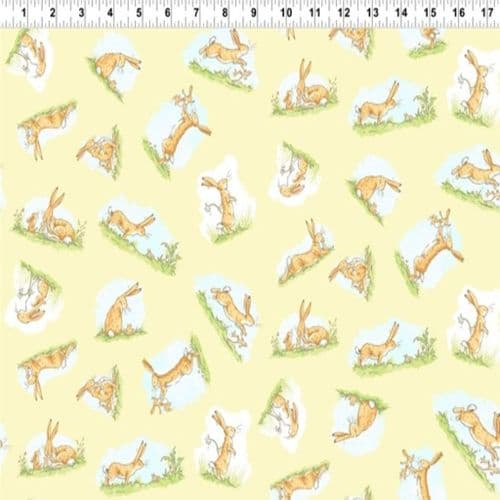 When I'm Big - Guess How Much I Love You Hares Yellow