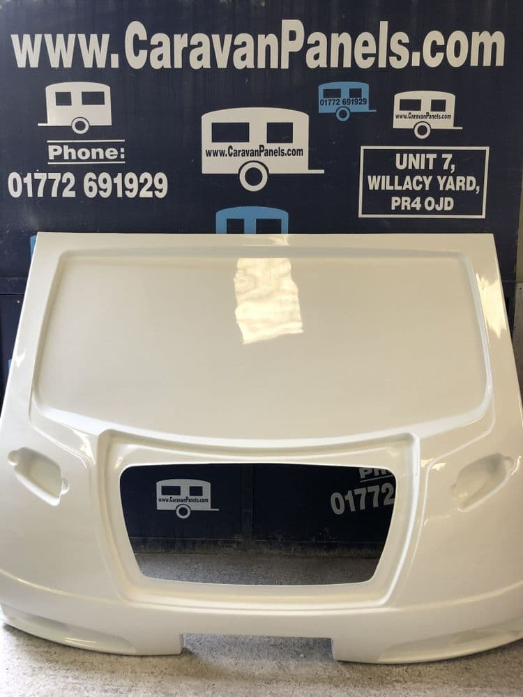 CPS-LUN-312- FRONT PANEL AND LOCKER LID